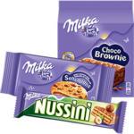 Milka Kekse, Kuchen oder Riegel 5er, versch. Sorten, jede 155/156/175/185-g-Packung