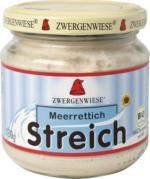 """Brotaufstrich """"Meerrettich"""""""