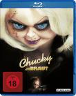 Horrorfilme - Chucky und seine Braut [Blu-ray]