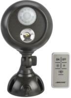 Mr. Beams LED-Strahler MB371, kabellos, braun