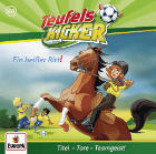 Kinder CDs - Teufelskicker - 060/Ein Heißer Ritt! - (CD)