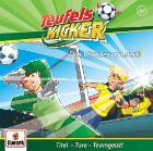 Kinder CDs - Teufelskicker - 062/Das Wunder Von Bert! - (CD)