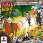 Kinder CDs - Kati & Azuro - Kati & Azuro - 14/Der Fluch der Donnerhexe - (CD)