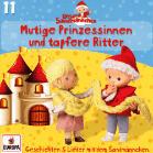 Kinder CDs - Unser Sandmännchen - Unser Sandmännchen - 11/Mutige Prinzessinnen und tapfere Ritter - (CD)