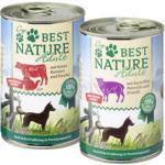 Best Nature Hunde-Nassnahrung versch. Sorten,  jede 400-g-Dose