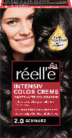 réell'e Haarfarbe Intensiv Color Creme schwarz 2.0