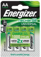 Akku-Batterien AAA-Universal, wiederaufladbar