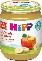 Hipp Früchte Äpfel mit Bananen nach dem 4. Monat