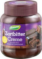 Dennree Zartbitter Creme 400g Glas (lila)