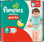 Pampers Pants Baby-Dry, Größe 6 Extra large 16+kg