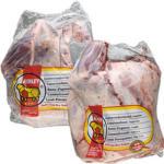 Lamm-Vorderviertel ganz oder in Scheiben, gefroren, je 1 kg