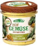 Allos Hofgemüse Claudia`s Curry-Zucchini