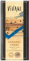 Vivani Bio-Genuss Caramel Crème Schokolade