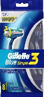 Gillette Einwegrasierer Blue3 Simple