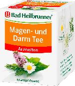 Bad Heilbrunner Magen- und Darm Tee, 8 x 1,75 g