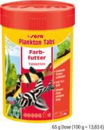 SERA Plankton Tabs 100 ml Dose