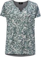 Damen T-Shirt mit Allovermuster