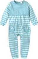 Baby Schlafanzug mit Streifen