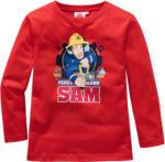 Feuerwehrmann Sam Langarmshirt