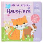 Baby Fühlbuch über Haustiere