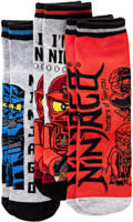 3 Paar LEGO Ninjago Jungen Socken