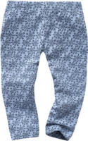 Baby Leggings mit Allovermuster