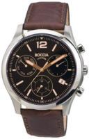 BOCCIA Sport Herrenuhr Reintitan Chronograph 3757-01