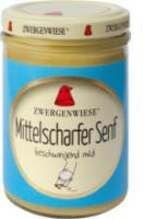 Zwergenwiese Mittelscharfer Senf