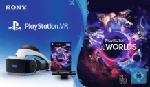 Virtual Reality - SONY PlayStation VR + Camera + VR Worlds Voucher