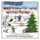 Kinder CDs - Simone Sommerland, Karsten Glück, Die Kita-Frösche - Die 30 besten Weihnachts- und Winterlieder [CD]
