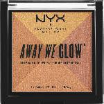 NYX PROFESSIONAL MAKEUP Gesichtspuder Away we glow Powder Candlelit 03