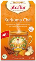 """Ayurvedischer Tee """"Kurkuma Chai"""""""