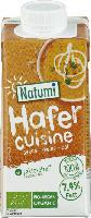 "Sahne-Alternative ""Hafer Cuisine"""
