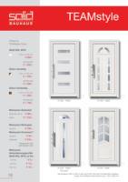 Aluminium- und Kunststofftüren