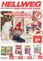 Weihnachtsideen auf dem Zoofachmarkt.