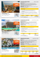 Sommerurlaub 2018 - jetzt günstig buchen