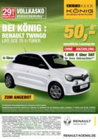 Bei König: Renault Twingo