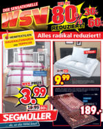 Der sensationelle WSV bei Segmüller