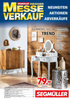 Garderoben & Kleinmöbel bei Segmüller