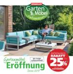 Gartenmöbel: Saisoneröffnung 2017