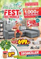 Mainachten: Das Fest des Möbels.