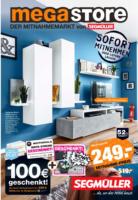 megastore - Der Mitnahmemarkt von Segmüller