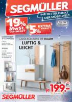 Segmüller: Garderoben & Kleinmöbel