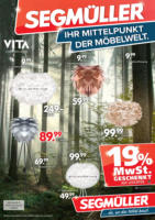 Segmüller: Leuchten Spezial