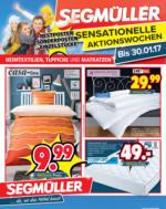 Segmüller: Sensationelle Aktionswochen