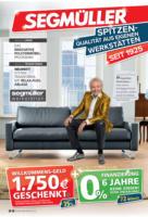 Segmüller: Spitzenqualität aus eigenen Werkstätten!