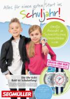 Segmüller: Start ins Schuljahr!