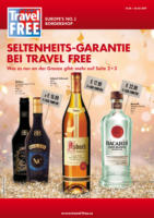 Seltenheitsgarantie bei Travel Free